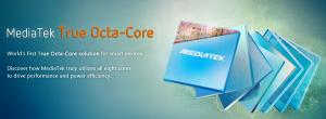 MediaTek lanza el primer procesador octa-core verdadero del mundo