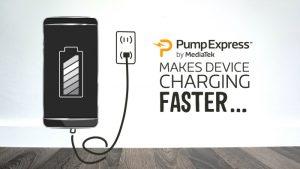 MediaTek presenta la tecnología de carga rápida Pump Express 3.0