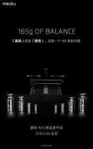 Meizu 16X confirmado para lanzarse en China el 30 de mayo