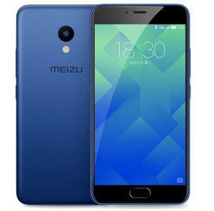 Meizu M5 con pantalla HD de 5,2 pulgadas y escáner de huellas dactilares lanzado en India por Rs.  10499