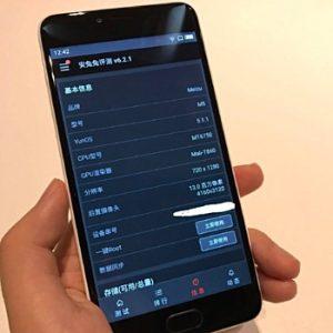 Meizu M5 con procesador MediaTek detectado