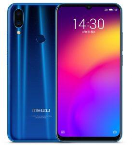Meizu Note 9 pronto podría lanzarse en India;  pasa la certificación BIS