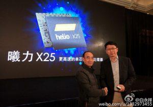 Meizu PRO 6 será impulsado por el procesador deca-core MediaTek Helio X25