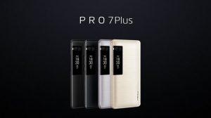 Meizu Pro 7 Plus presentado con Helio X30 SoC, pantalla dual y cámaras traseras duales