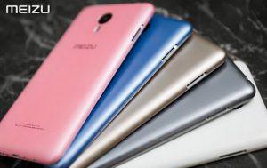 Meizu lanza el nuevo teléfono inteligente asequible de la serie Blue Charm el 21 de octubre