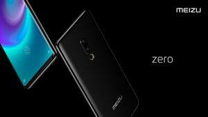 Meizu lanza un teléfono inteligente que no tiene botones ni puertos físicos