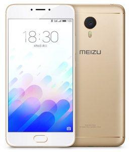 Lanzamiento del Meizu m3 Note con pantalla Full HD de 5,5 pulgadas y procesador Helio P10
