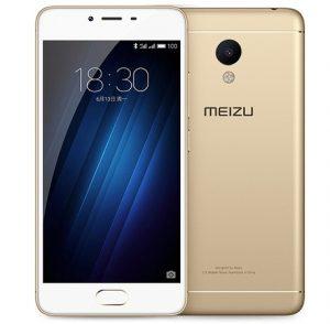 Meizu m3s con pantalla HD de 5 pulgadas y escáner de huellas dactilares anunciado
