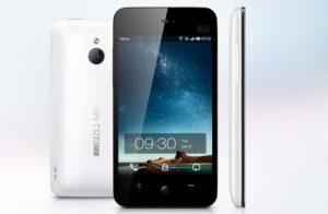 Meizu presenta el teléfono inteligente MX en China