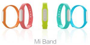 Mi Band White LED sale a la venta en India con un precio de Rs.  799