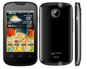 Micromax Superfone Ninja 3, teléfono inteligente Android 2.3 lanzado por Rs.4,999