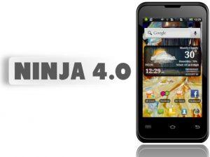 Micromax lanza Superfone Ninja 4.0 por Rs.  5999