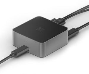 Microsoft Display Dock lanzado en India