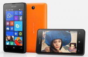 Microsoft Lumia 430 con pantalla de 4 pulgadas con Windows Phone 8.1 lanzado para Rs.  5299