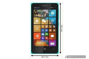 Microsoft Lumia 435 con pantalla de 4 pulgadas filtrado