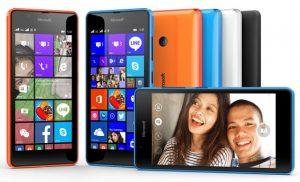 Se anuncia Microsoft Lumia 540 dual SIM con procesador de cuatro núcleos