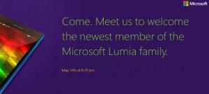 Microsoft Lumia 540 se lanzará en India el 14 de mayo