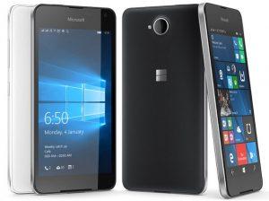 Microsoft Lumia 650 Dual SIM lanzado en India por Rs.  15,299