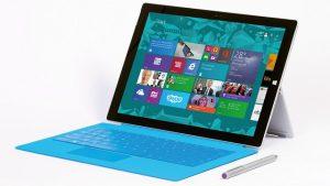 Microsoft Surface Pro 3 se lanzó en India por Rs.  73990