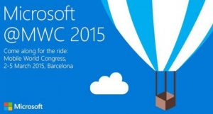 Microsoft celebrará su conferencia de prensa del MWC el 2 de marzo