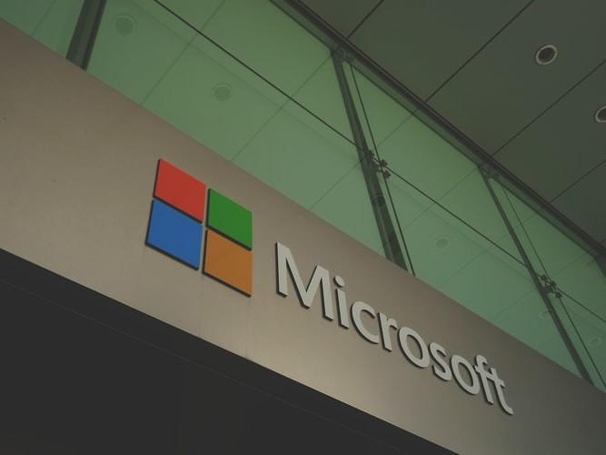 logotipo de microsoft store