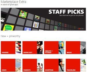 Microsoft lanza Marketplace Extra para ayudarlo a encontrar las aplicaciones adecuadas
