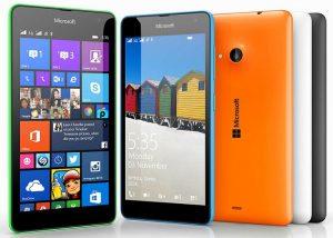Se anuncia Microsoft Lumia 535 con pantalla de 5 pulgadas y procesador de cuatro núcleos