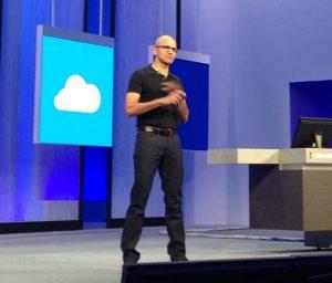 Microsoft nombrará a Satya Nadella como su próximo CEO [Report]
