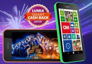 Microsoft ofrece un reembolso festivo en efectivo por la compra de Lumia 530 y Lumia 630