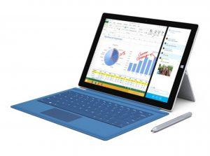 Microsoft presenta Surface Pro 3 de 12 pulgadas, tiene como objetivo reemplazar su computadora portátil