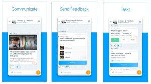 Microsoft presenta la aplicación de chat Kaizala en India para Android e iOS