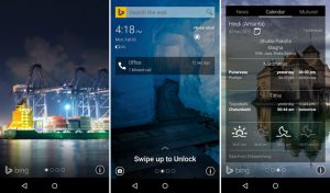 Microsoft presenta la aplicación de pantalla de bloqueo Picturesque para Android