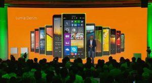 Microsoft revela la actualización del firmware Lumia Denim para los teléfonos inteligentes Nokia Lumia