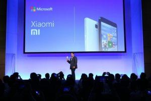 Microsoft se asocia con Xiaomi para llevar Windows 10 Preview a Mi 4