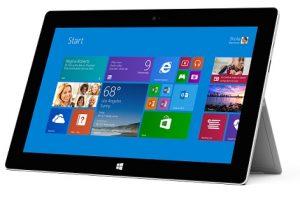 Microsoft trabaja en su rival iPad Mini;  podría lanzar el próximo año
