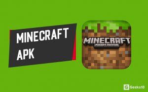 Minecraft Apk para Android, PC Última edición de bolsillo 2020 [FREE]