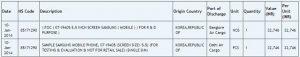Misterioso teléfono Samsung de 5.5 pulgadas con una sola SIM llega a la India para I + D