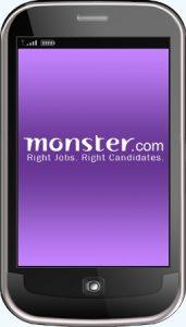 Monster India lanza su aplicación para Android
