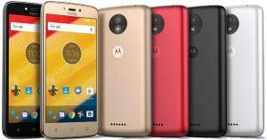 Las especificaciones de Motorola Moto C y Moto C Plus salen a la luz en línea