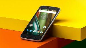 Moto E3 Power no recibirá la actualización de Android 7.0 Nougat