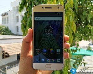 Práctica y primer vistazo de Moto G5 Plus [Images]