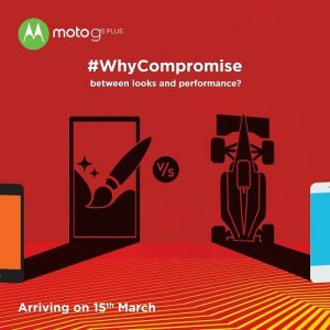 Moto G5 Plus llegará a las costas indias el 15 de marzo