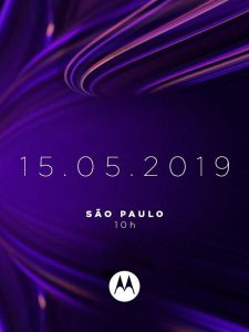 Moto One Vision de Motorola se lanzará el 15 de mayo en Brasil