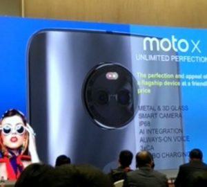 Moto X (2017) asoma en China;  Podría ser impulsado por el chipset Snapdragon 660