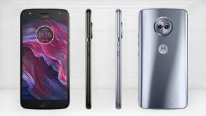 Moto X4 con cámaras traseras duales se lanzará en India el 13 de noviembre