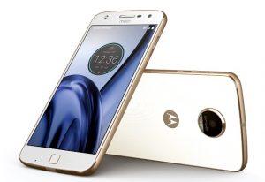 Moto Z Play con 5.5 pulgadas full HD y Moto Mods lanzado en India por Rs.  24999