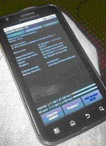 Motorola Atrix 4G ya está rooteado antes de su lanzamiento