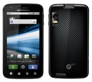 Motorola Atrix obtiene su primera ROM personalizada