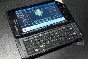 Motorola Droid 4 en camino?