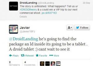 Motorola Droid Tablet una realidad;  aparece en Verizon